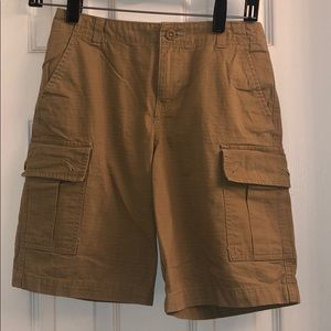 Boys Polo Cargo Shorts